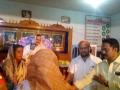 Pithapuram MLA S.V.S.N. Varma at Nagulapalli on the occasion of Vysakhamasam