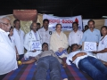 Disciples are participated in blood donation camp organised by UARDT