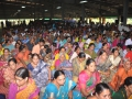 Disciples  attended in Vaisakhapournami sabha
