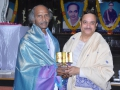 Memento to Sri  Dr.P.Kamaraju medical officer Rotary  blood bank