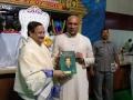Felicitation to Ex. MP Pallam Raju by Dr. Umar Alisha