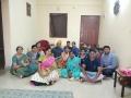 20190922-Bangalore monthly Aaradhana at Rajeev Varma home