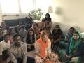 London Aaradhana at Mr.Peruri Vijay's house on 7th Oct 2018