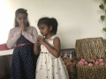 London Aaradhana at Mr.Peruri Vijay's house on 7th Oct 2018