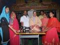 Distribution of Sewing machine via UARDT in Karthikapournami Sabha 2018