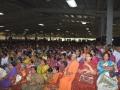 Disciples attended at New Year sabha