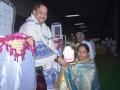 Sathguru presenting Mememto to Miss Jyothi, Gokavaram