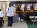 ప్రసంగిస్తున్న T. మురళీకృష్ణ గారు, ఉమర్ ఆలీషా సాహితీ సమితి ఉపాధ్యక్షులు