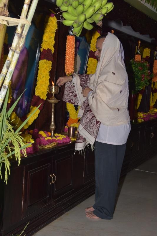 Jyothi Prajwalana by Sathguru Dr. Umar Alisha