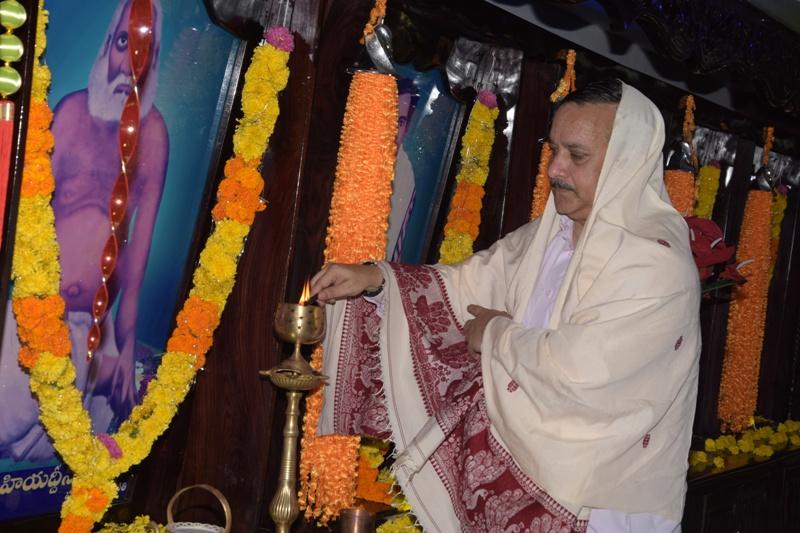 Jyothi Prajwalana by Sathguru Dr.Umar Alisha