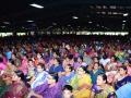 Disciples attenden in Guru Pournami sabha