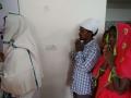 Swamy Visit to Sri Sanniboyina Narasimha gari Home, Hyderabad
