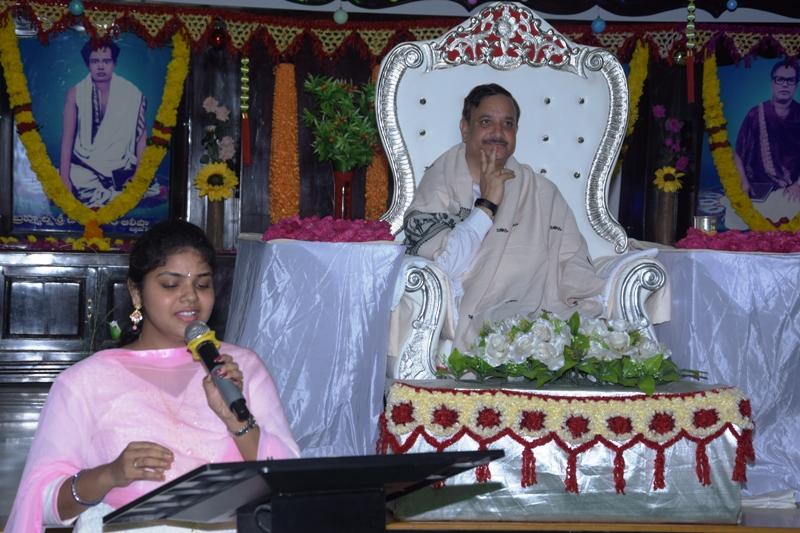 Song by Miss Navitha, Kakinada