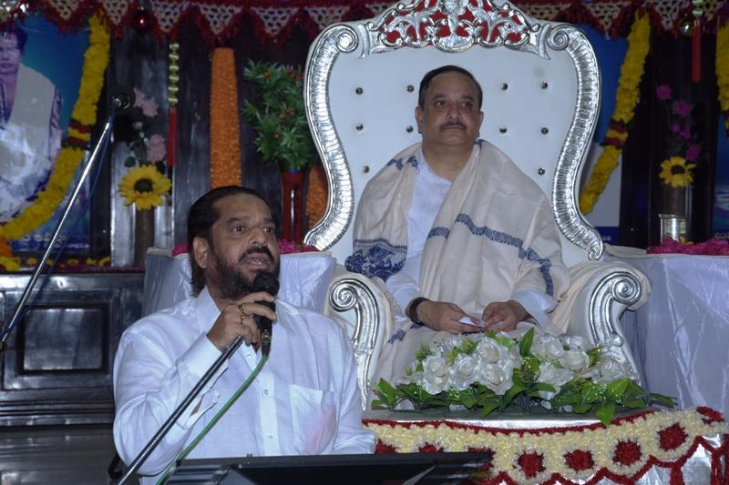 Speech by Sri Ahamad alisha