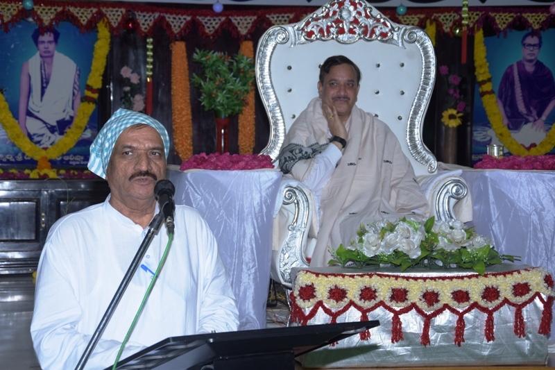 Speech  by Sri.Dasari Srinivasulu