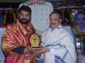 Memento to Mr.Rajesh chohan , I.N.B Tv news channel chairman