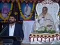 Speech by Mr Rajesh chohan, I.N.B.Tv chairman