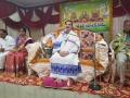 అనుగ్రహభాషణ చేస్తున్న డా. ఉమర్ ఆలీషా సధ్గురువర్యులు