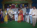 Inaguration of SVVVAP Peetam English Brochure by Sathguru & Smt.Pilli Anantha Lakshmi