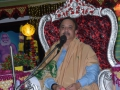 Sathguru Dr.Umar Alisha delivering speech on the 3rd day of MahaSabha , 11th Feb 2020