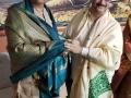 డాక్టర్ ఉమర్ ఆలీషా సద్గురువర్యులు,  పీఠం వ్యవస్థాపకులు బ్రహ్మశ్రీ గరిమెళ్ళ వెంకట రమణ శాస్త్రి గారు