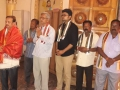Dr Umar Alisha garu visited Ramanarayanam Temple at Vizianagaram on 07-March-2020