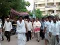 Dr Umar Alisha at Rajahmundry Ashram