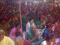 Disciples attended at  Ballipadu Ashram on the occasion of Vysakhamasam