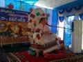 Sathguru Dr.Umar Alisha at Kannapuram Ashram  on the occasion of Vysakhamasam