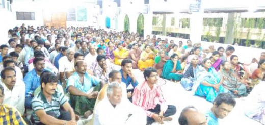 Thursday Sabha 20-Aug-2015
