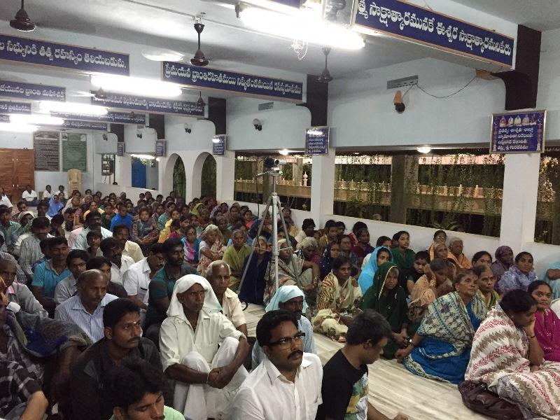 17th Sep 2015, Thursday Sabha , Pithapuram,