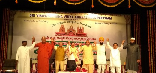 Communal-harmony-and-world-peace-at-Ravindra-Bharathi-Hyderabad