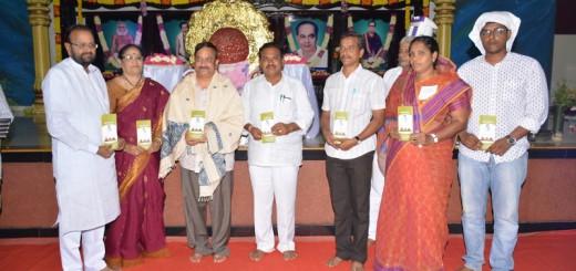 Opening-of-Samachara-Darsini-Telugu-Brochure-by-Ex-Minister-Forest-Koppana-Mohan