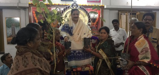 Sathguru-Dr.Umar-Alisha-in-Karthika-Masam-Tour-Relangi-West-Godavari-District-AP9e