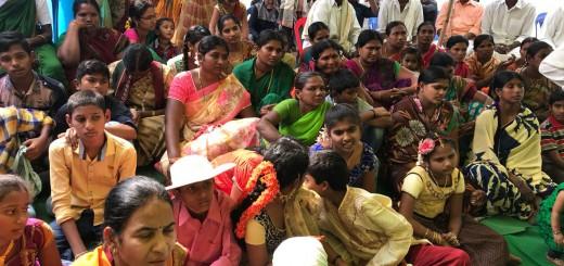 Disciples-attended-Sabha-at-Laxmipuram-VillageThallada-mandalTelangana-state-Khammam-District